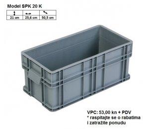 Model SPK 20 K