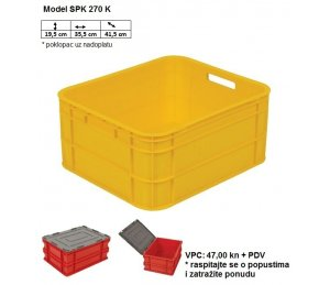 Model SPK 270 K
